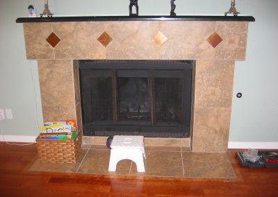 Belsky Fireplace